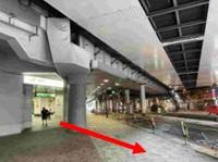 JR神田駅から神田税理士事務所へのアクセス1