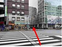 JR神田駅から神田税理士事務所へのアクセス2