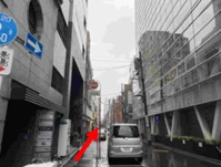 JR神田駅から神田税理士事務所へのアクセス3